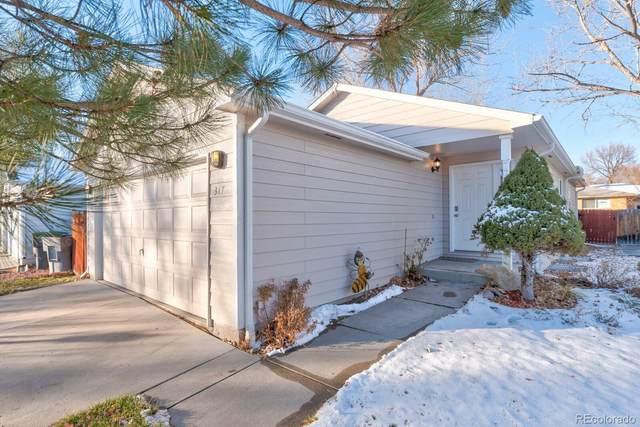317 Wadsworth Circle, Longmont, CO 80504 (#7119629) :: HomeSmart