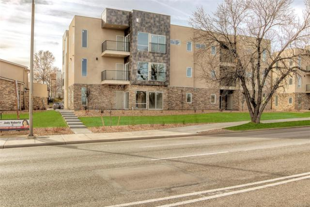 14916 E Hampden Avenue #202, Aurora, CO 80014 (#7119776) :: The Gilbert Group