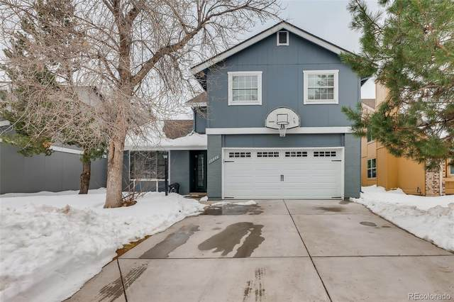 10448 E Weaver Circle, Englewood, CO 80111 (MLS #7120123) :: The Sam Biller Home Team