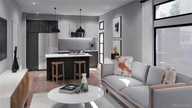 2880 Zuni Street #501, Denver, CO 80211 (#7120530) :: Real Estate Professionals