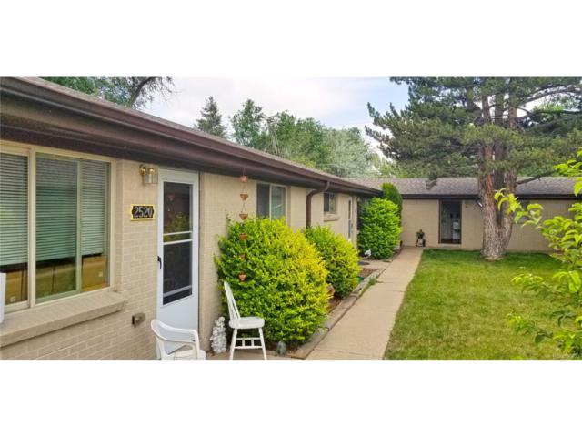 2504 Quay Street, Lakewood, CO 80214 (MLS #7121522) :: 8z Real Estate