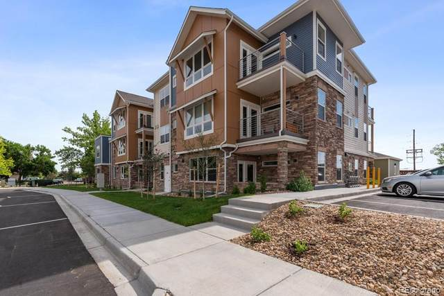 190 S Cherrywood Drive #104, Lafayette, CO 80026 (#7121610) :: The Scott Futa Home Team