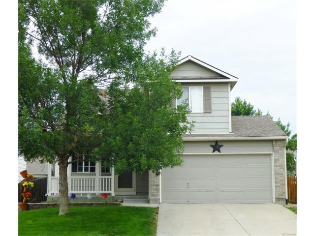 11419 Macon Street, Henderson, CO 80640 (MLS #7121930) :: 8z Real Estate