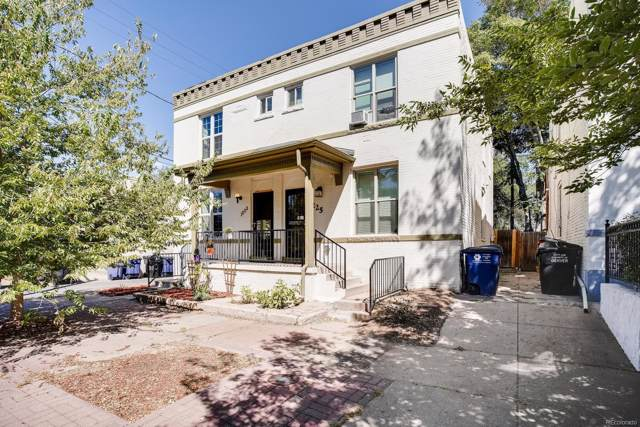 1223 E 26th Avenue, Denver, CO 80205 (#7122047) :: My Home Team
