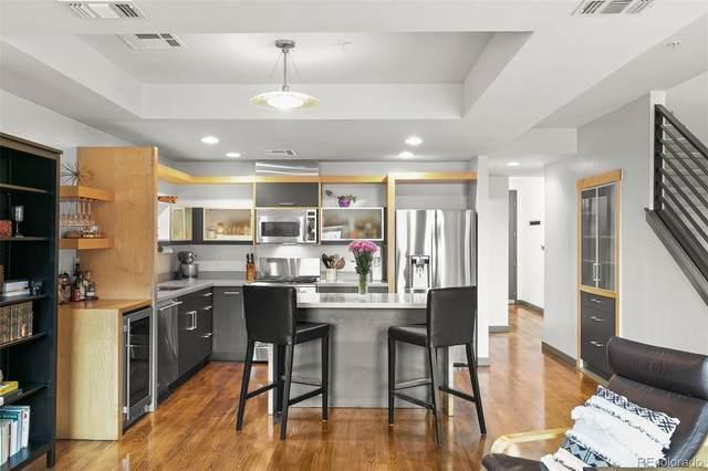 2900 Wyandot Street #106, Denver, CO 80211 (#7122051) :: Bring Home Denver with Keller Williams Downtown Realty LLC
