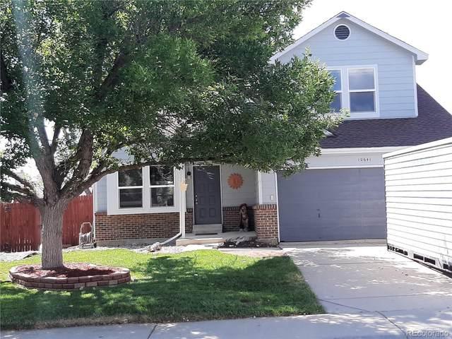 10641 Dexter Drive, Thornton, CO 80233 (MLS #7122301) :: 8z Real Estate