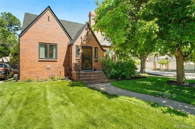 1300 Hudson Street, Denver, CO 80220 (#7122903) :: West + Main Homes