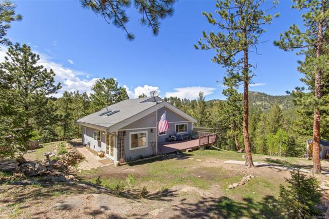 11348 Ranch Elsie Road, Golden, CO 80403 (#7123802) :: The Healey Group