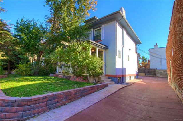 520 E 1st Avenue, Denver, CO 80203 (#7123852) :: Sellstate Realty Pros