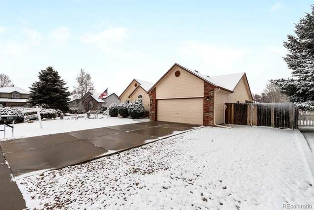 308 N 43rd Avenue, Greeley, CO 80634 (#7123901) :: The Brokerage Group