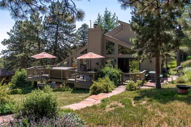 1099 Genesee Vista Road, Golden, CO 80401 (#7123957) :: The Heyl Group at Keller Williams