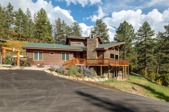 17421 N Canyon Road, Littleton, CO 80127 (MLS #7124446) :: 8z Real Estate