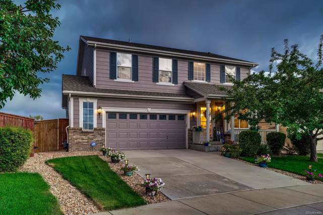 15862 E 107th Avenue, Commerce City, CO 80022 (#7124554) :: The Peak Properties Group