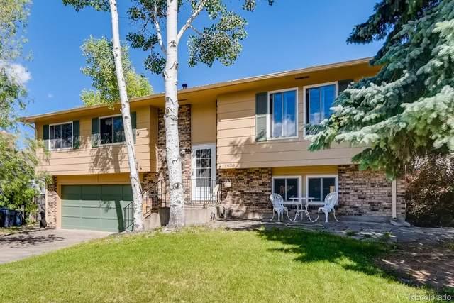 1438 39th Avenue, Greeley, CO 80634 (MLS #7124710) :: 8z Real Estate