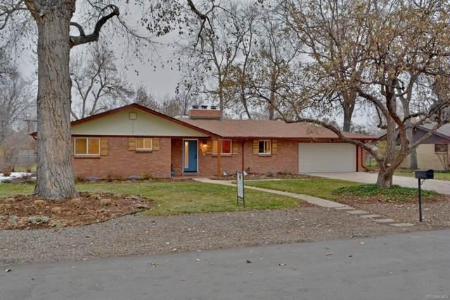 2050 Newcombe Drive, Lakewood, CO 80215 (#7124790) :: Wisdom Real Estate