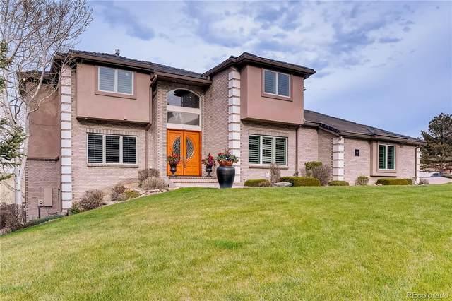 44 Golden Eagle Lane, Littleton, CO 80127 (MLS #7124971) :: 8z Real Estate