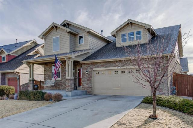 278 N Irvington Street, Aurora, CO 80018 (#7125300) :: The Peak Properties Group
