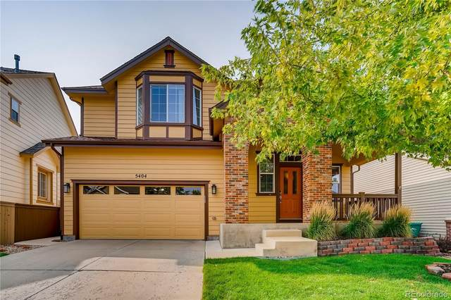 5404 Cloverbrook Circle, Highlands Ranch, CO 80130 (#7125372) :: The Brokerage Group
