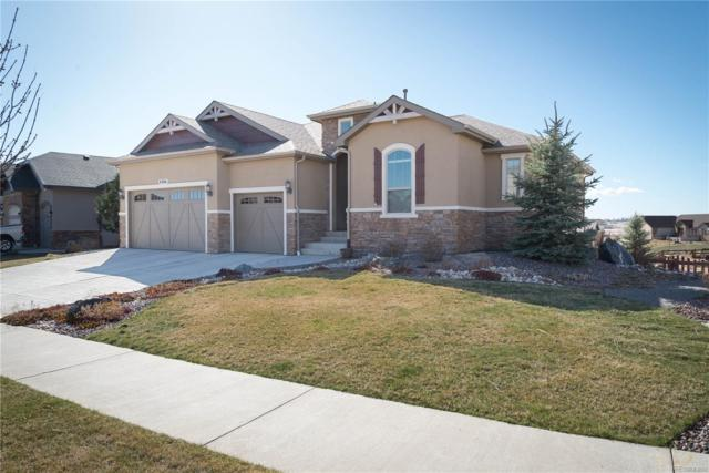 4366 Thompson Parkway, Johnstown, CO 80534 (#7125769) :: The Griffith Home Team