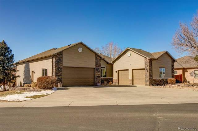5816 W Conservation Drive, Frederick, CO 80504 (#7126152) :: The DeGrood Team