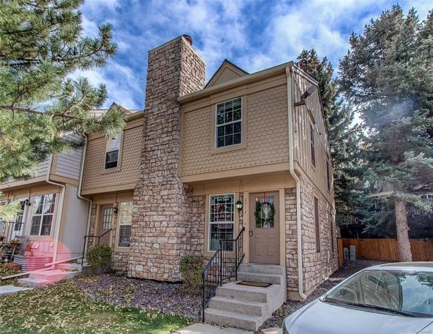 2717 E Nichols Circle, Centennial, CO 80122 (#7126200) :: HomePopper