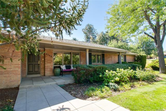 4500 S Dasa Drive, Cherry Hills Village, CO 80111 (#7126951) :: The City and Mountains Group