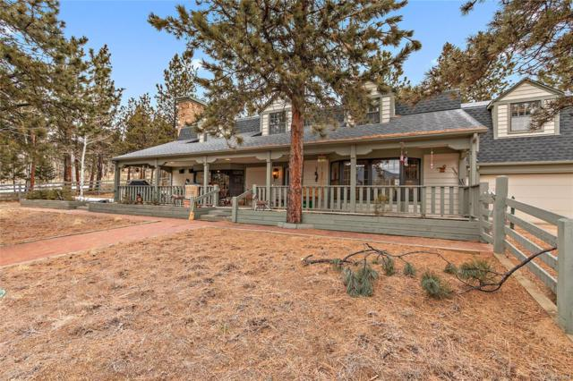 355 Stage Coach Lane, Bailey, CO 80421 (#7126987) :: Bring Home Denver with Keller Williams Downtown Realty LLC