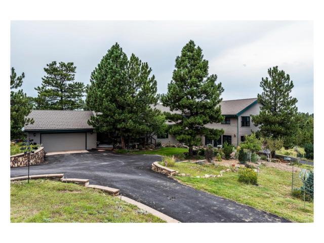 6511 Village Road, Parker, CO 80134 (MLS #7127012) :: 8z Real Estate