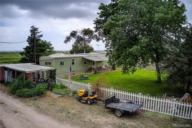 18397 County Road 33, La Salle, CO 80645 (#7127075) :: Compass Colorado Realty