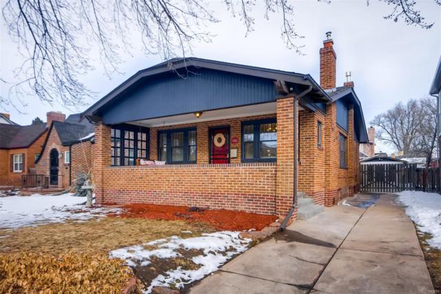 1186 S Elizabeth Street, Denver, CO 80210 (#7127153) :: The HomeSmiths Team - Keller Williams