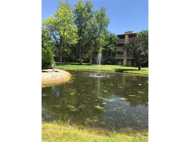 1306 S Parker Road #387, Denver, CO 80231 (MLS #7127164) :: 8z Real Estate