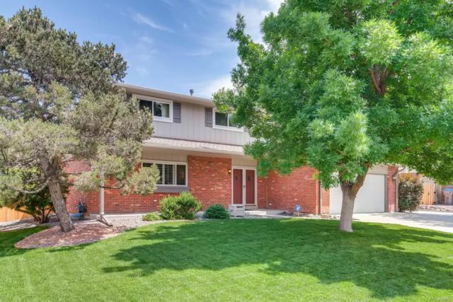 7392 S Downing Circle, Centennial, CO 80122 (#7127490) :: House Hunters Colorado