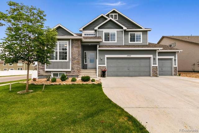 2302 77th Avenue, Greeley, CO 80634 (MLS #7127495) :: 8z Real Estate