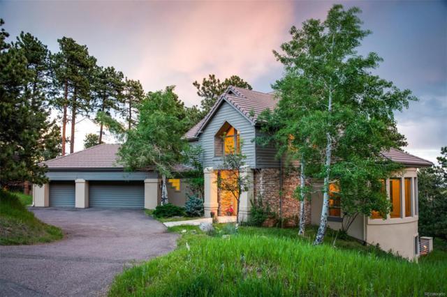 1204 Snowberry Drive, Golden, CO 80401 (MLS #7127657) :: Kittle Real Estate