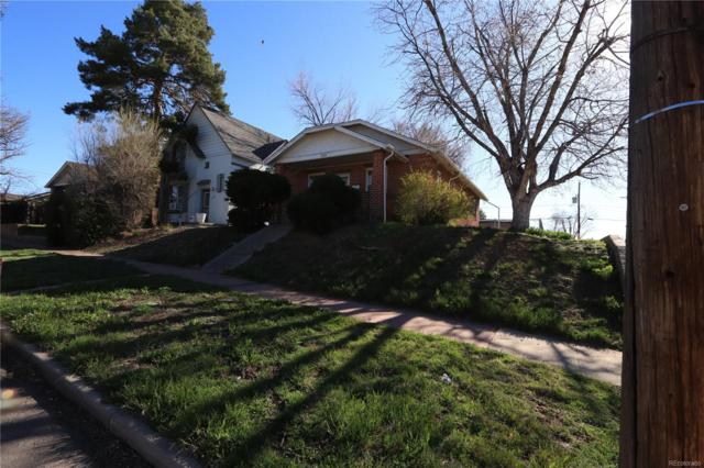 1350 Newton Street, Denver, CO 80204 (#7127871) :: 5281 Exclusive Homes Realty