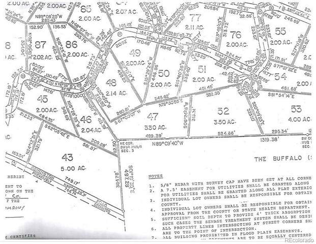 176 Hawk Way, Como, CO 80432 (#7128140) :: The Healey Group