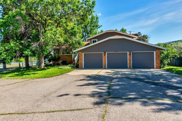 16826 W 57th Avenue, Golden, CO 80403 (#7128400) :: 5281 Exclusive Homes Realty