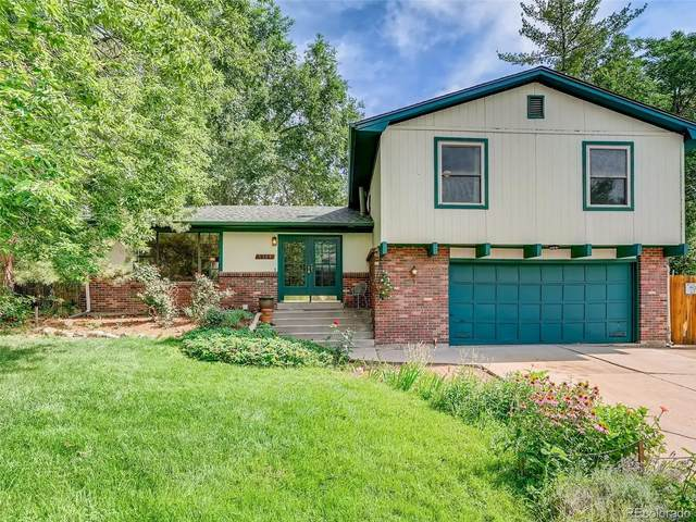 5364 S Cimarron Road, Littleton, CO 80123 (MLS #7128643) :: Keller Williams Realty