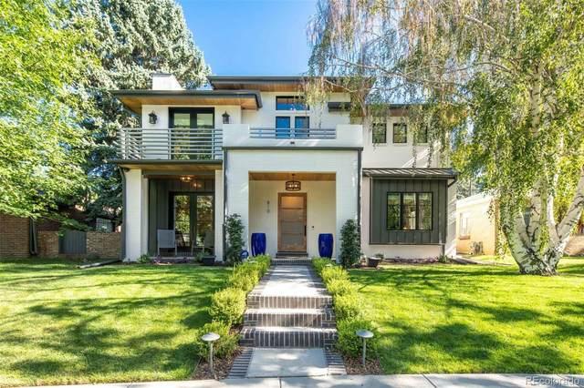 810 S Milwaukee Street, Denver, CO 80209 (#7128704) :: Berkshire Hathaway Elevated Living Real Estate
