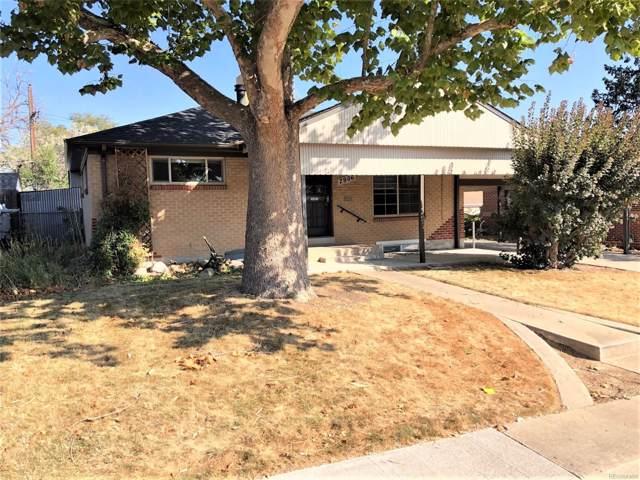 7906 Cyd Drive, Denver, CO 80221 (MLS #7129760) :: 8z Real Estate