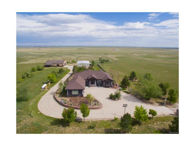 9757 County Road 57, Keenesburg, CO 80643 (MLS #7129804) :: 8z Real Estate