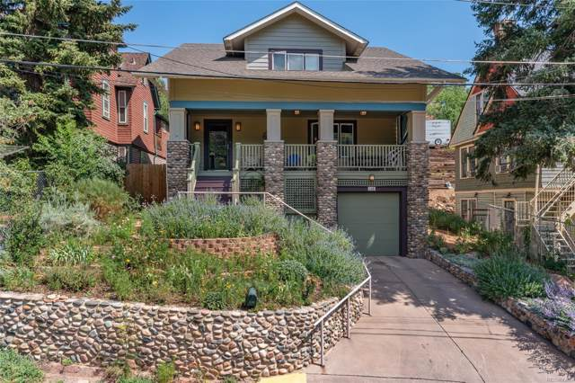 118 Capitol Hill Avenue, Manitou Springs, CO 80829 (#7130030) :: The Galo Garrido Group
