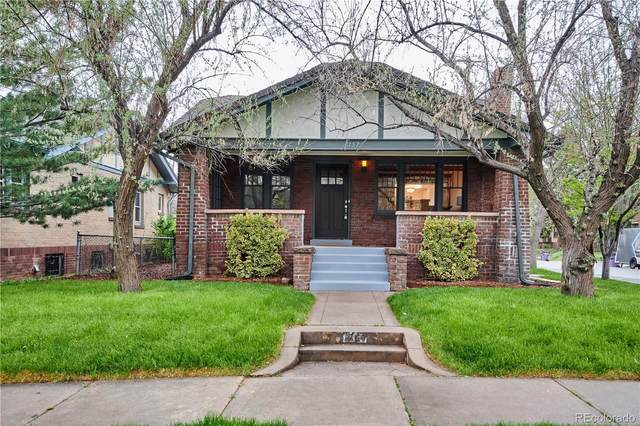 1757 Bellaire Street, Denver, CO 80220 (#7130181) :: Colorado Home Finder Realty
