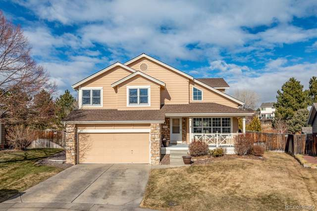 13145 W 85th Place, Arvada, CO 80005 (#7130481) :: The Peak Properties Group