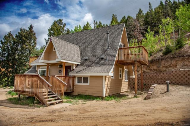 8561 London Lane, Conifer, CO 80433 (#7130523) :: The Tamborra Team