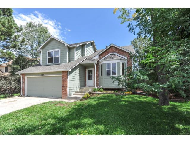 5208 E Prescott Avenue, Castle Rock, CO 80104 (#7130617) :: The Griffith Home Team