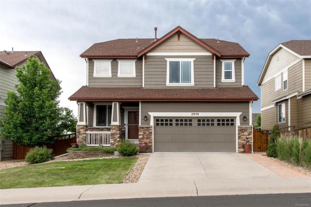 2959 Night Song Way, Castle Rock, CO 80109 (#7130739) :: The DeGrood Team