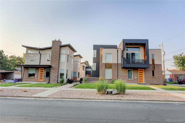 2734 W 43rd Avenue, Denver, CO 80211 (#7130814) :: Wisdom Real Estate