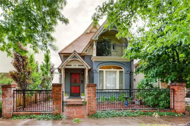1509 E 31st Avenue, Denver, CO 80205 (#7132459) :: The City and Mountains Group