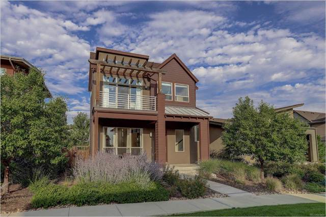 8283 E 29th Place, Denver, CO 80238 (#7133126) :: The HomeSmiths Team - Keller Williams